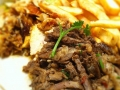shawerma fries