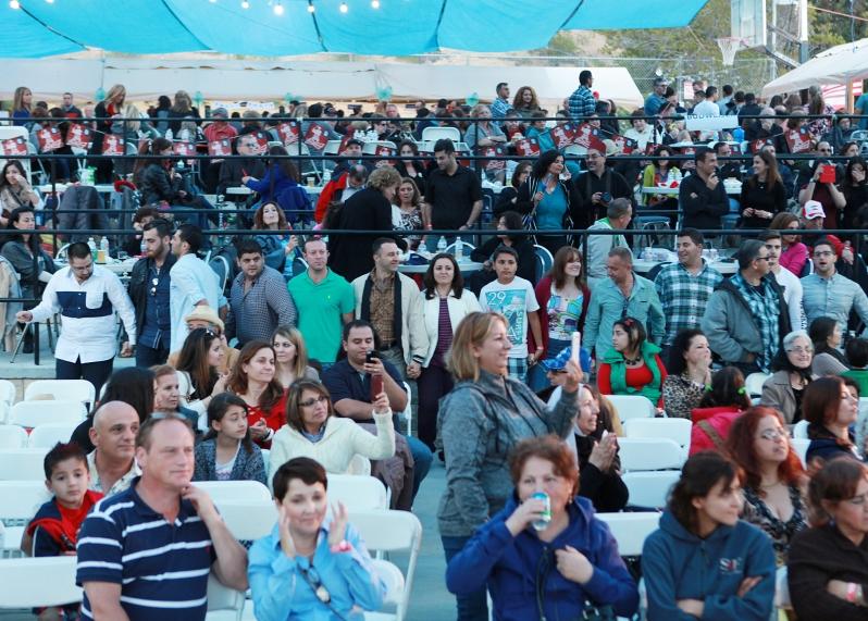 Festival St.Ephrem Church San Diego 05-23-2015 Print (312)