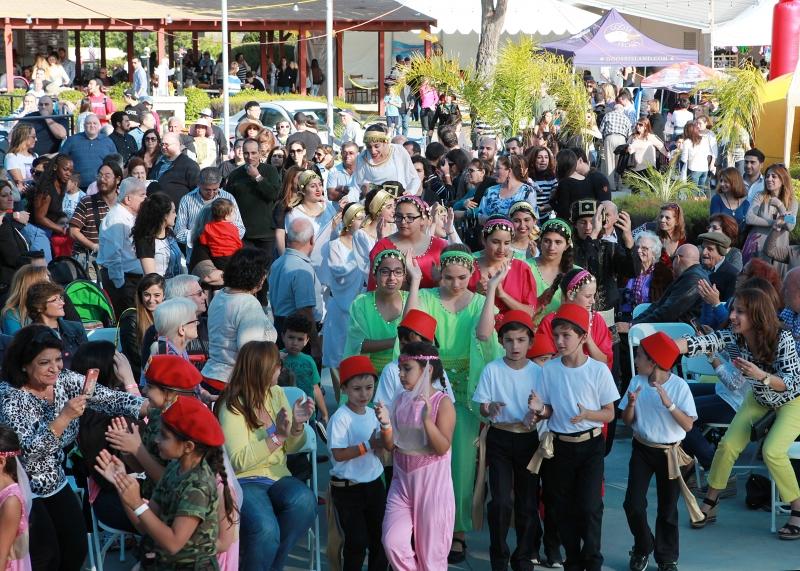 Festival St.Ephrem Church San Diego 05-23-2015 Print (431)